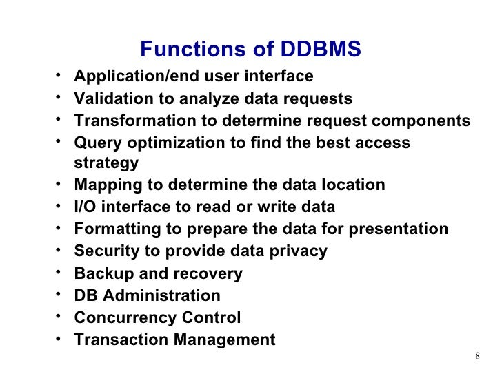 applications of relational database management system
