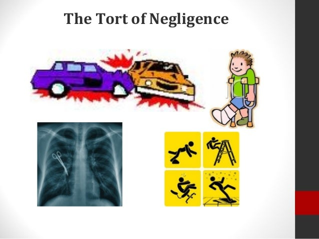 tort negligence 2 introduction to the tort of negligence 21 introduction consider the following  examples: ➔ a cyclist is knocked down and killed by a speeding car ➔ a junior.