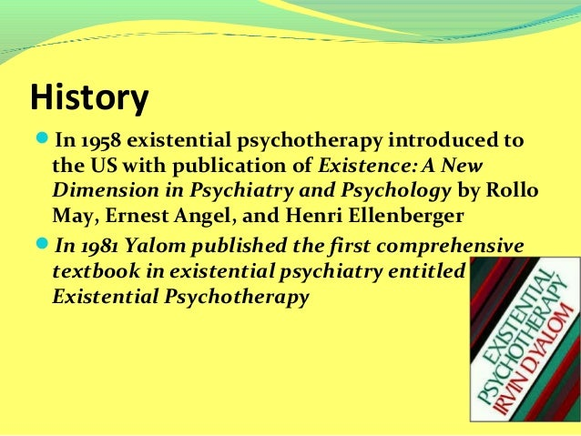the development of existentialism and adlerian theory throughout history We promote the understanding, application and development of individual psychology and adlerian.
