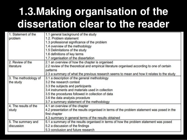 dissertation background section 2012-1-15  a sample research proposal with comments  background or introduction section  dissertation univ of birmingham.