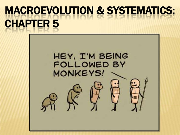 microevolution to macroevolution These two extremes represent classic examples of micro- and macroevolution  microevolution vs macroevolution microevolution happens on a small scale.