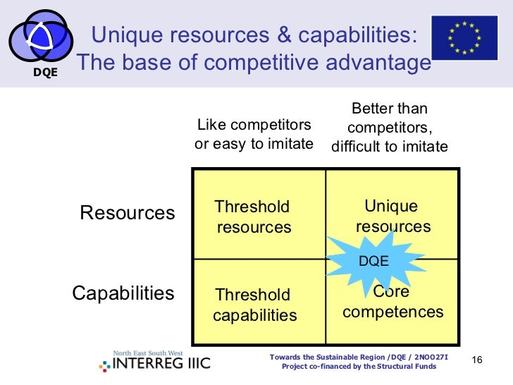 threshold competencies core competencies A service oriented core competence strategy employed by airlines that ultimately  enables them in  the role of core competence in business model flexibility.