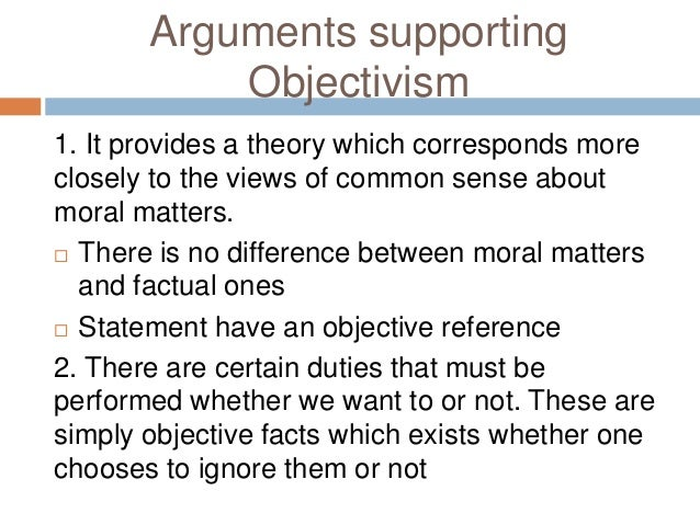criticisms of conventional ethical relativism Although conventional ethical relativism and descriptive ethical relativism are similar, descriptive ethical relativism asserts what important claim utilitarianism is open to which one of the following criticisms it may justify sacrificing the good of the few for the good of the many.