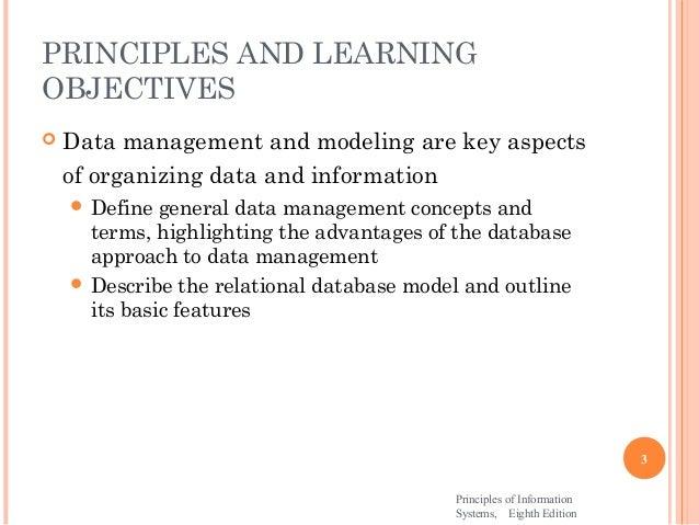 information system lecture notes Slide 3