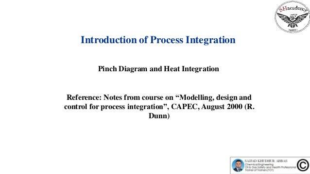 Episode 60 :  Pinch Diagram and Heat Integration Slide 2