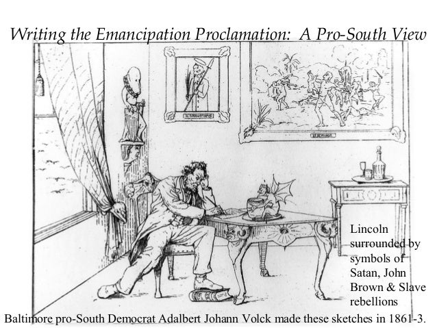 timing of the emancipation proclamation essay While in her essay she touched on the mixed reactions to the emancipation, for black people during the time, and despite its limitations, the emancipation already had a place alongside the other.