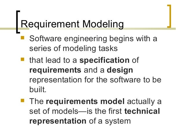 system requirements analysis modeling System modeling / class diagram week 6 agenda  • they are particularly useful during the analysis of requirements as they can be used to show end .