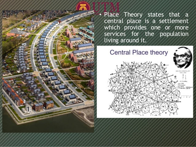 Lecture 12 Theories of Urban Spatial Design