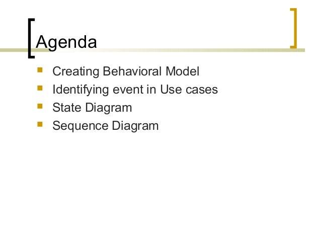 Lecture 13   requirements modeling - flow &  behavior (2) Slide 2