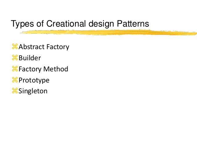 Design Pattern In Software Engineering