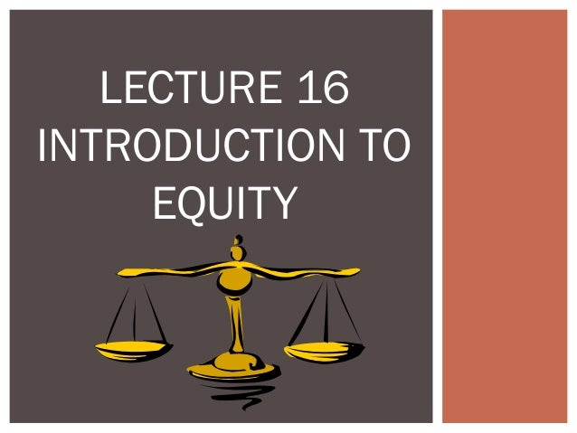 historical development of equity This essay has been submitted by a law student this is not an example of the work written by our professional essay writers development of equity law and distinction from common law.