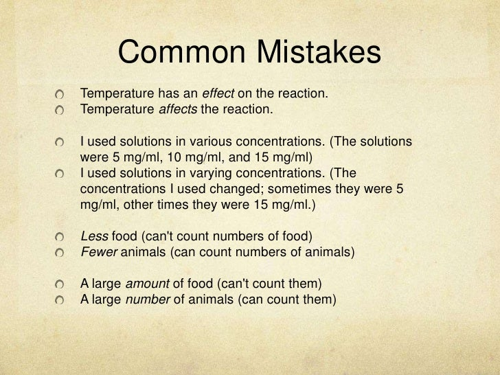 common mistakes in student research papers Here are some common mistakes in the use of the english language by student's  writing master's thesises.