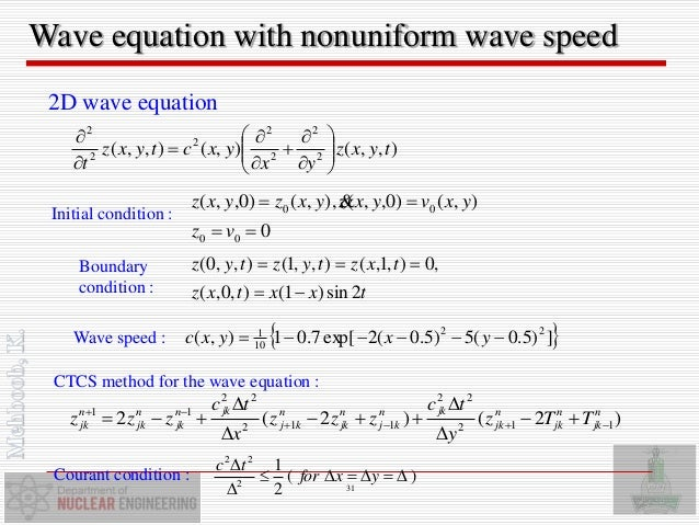 Computational Method to Solve the Partial Differential Equations (PD…