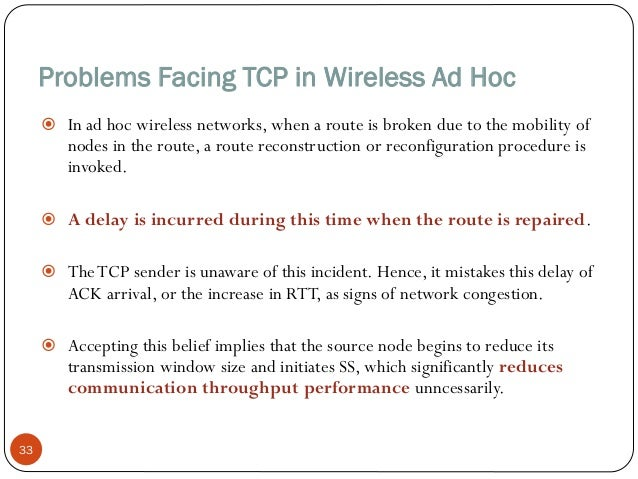 atcp tcp for mobile ad hoc Atcp: tcp for mobile ad hoc networks from acawiki jump to: navigation, search citation: j liu, s singh (2001) atcp: tcp for mobile ad hoc networks.