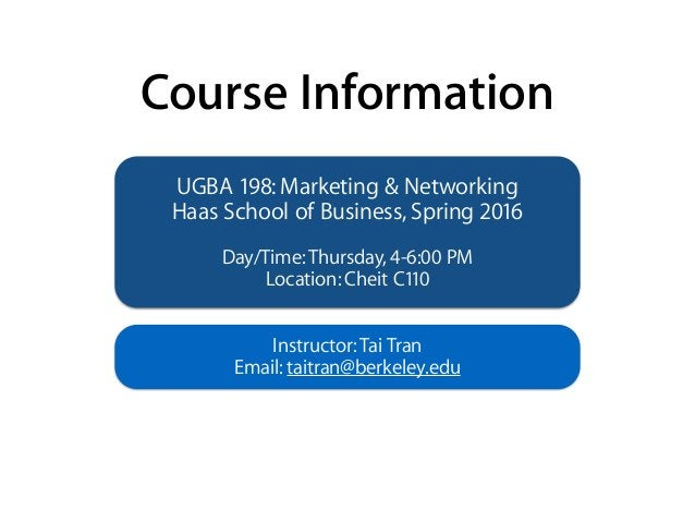 Course Objectives Understand the background of social media marketing and networking Understand the advantages and limitat...