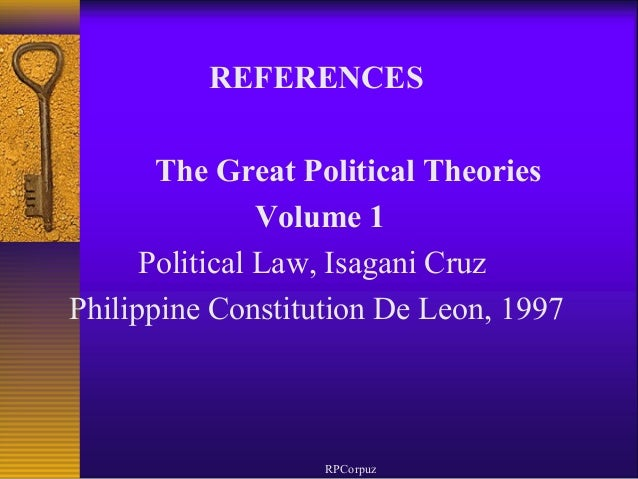 Lecture 1 History Of Political Thought