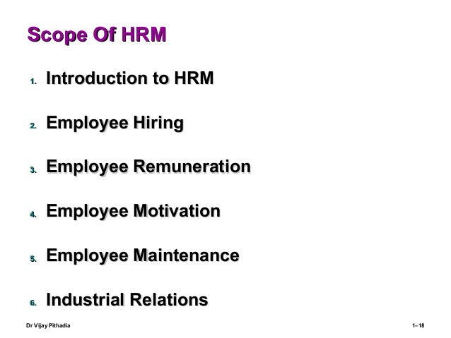 Lecture 1 introduction to hrm dessler