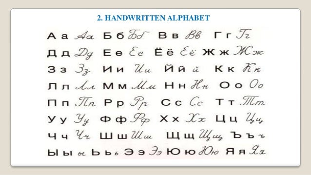 Learned From Russian Letters And 88