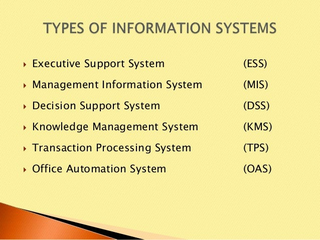 Lecture #1 - Introduction to Information System Slide 3