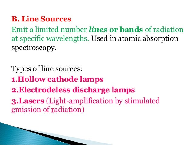 Chm260 Spectroscopy Method