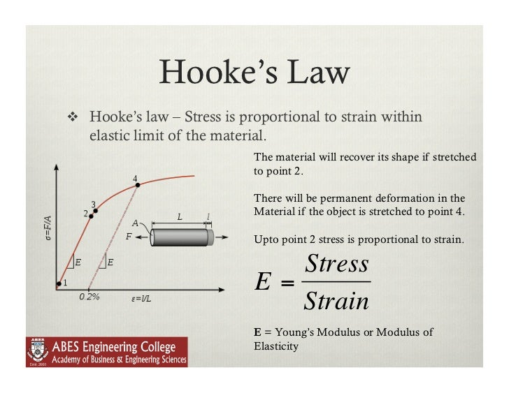 investigate hookes law