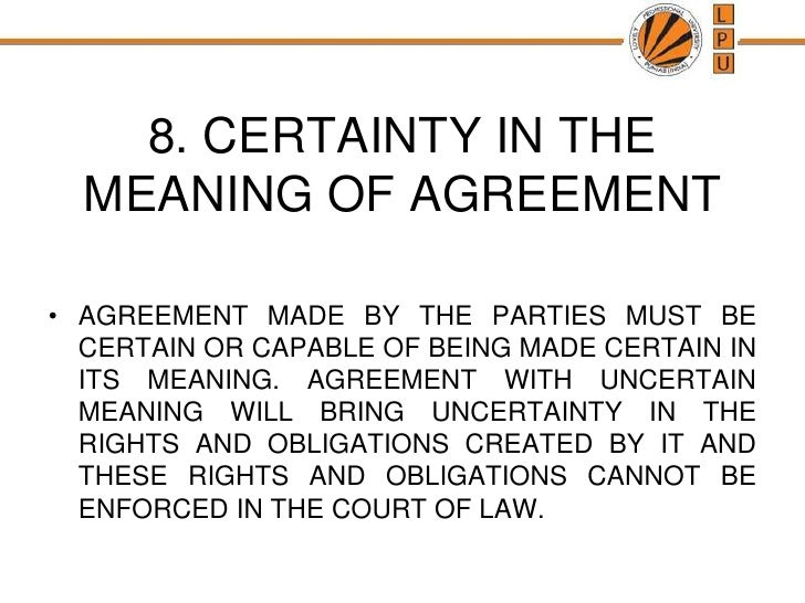Meaning Of Agreement Image Collections Agreement Letter Format