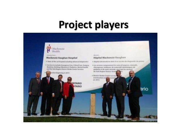 Project players