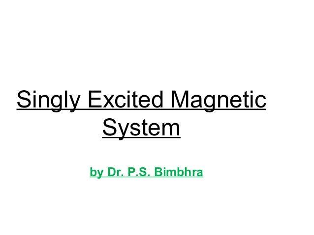 Electrical Machinery - P. S. Bimbhra - Google Books
