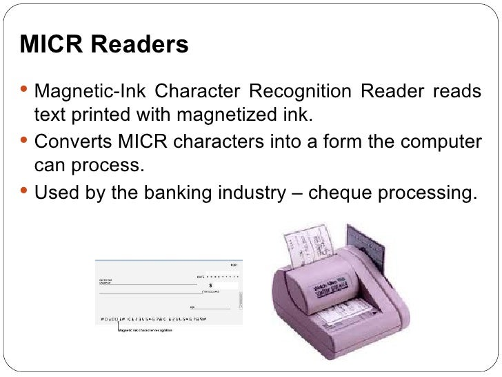 magnetic ink character recognition - photo #36