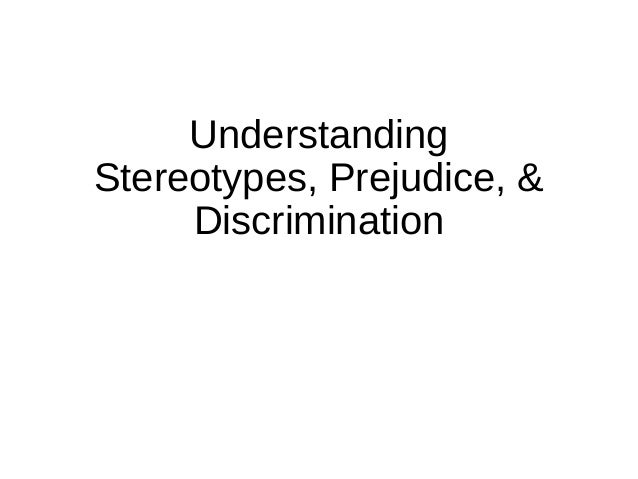 an analysis of prejudice and stereotyping by the jury in the judicial system Race and the decision making of juries samuel r sommers department of psychology, tufts university, usa the relationship between race and jury.