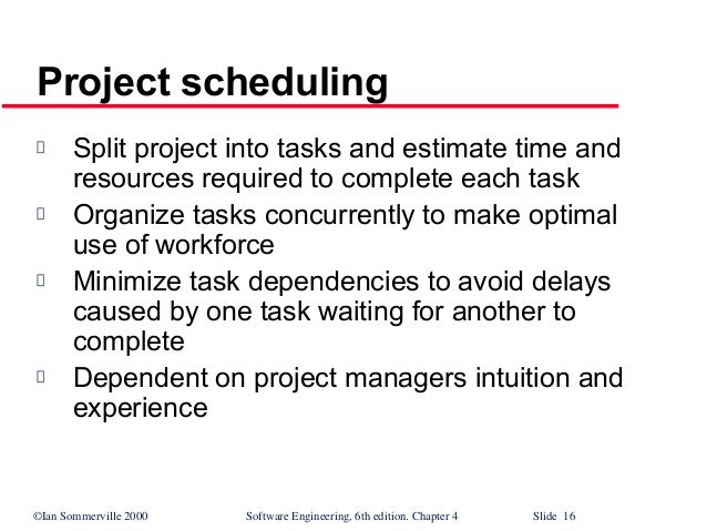 project planning and management lecture notes pdf