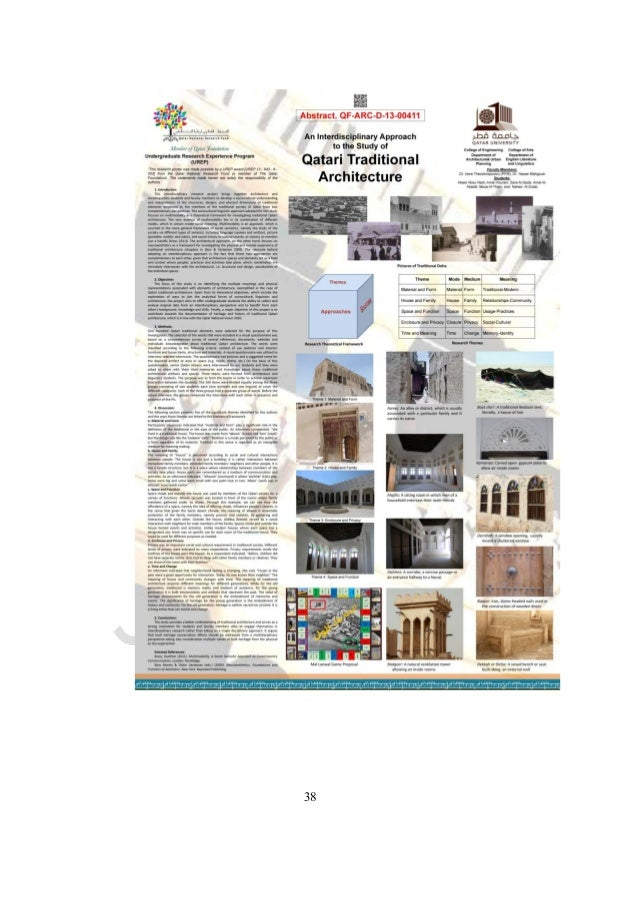 research method of architecture Historical analysis: using the past to design the future 37  research approaches can benefit the design  a method of discovering, from records and.