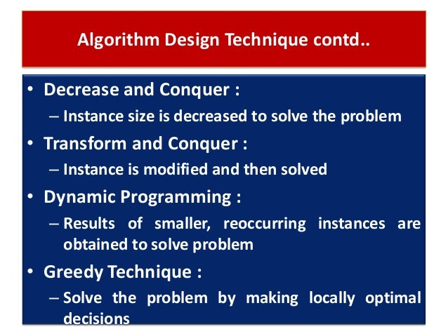 Lecture 2 Role Of Algorithms In Computing