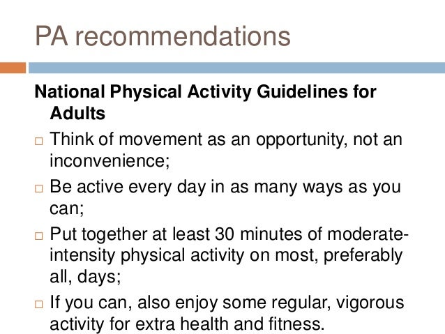 nutrition for physical activity pdf