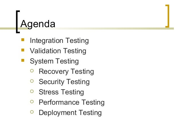 Lecture 20   software testing (2) Slide 2