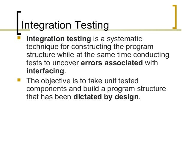 Lecture 20   software testing (2) Slide 3