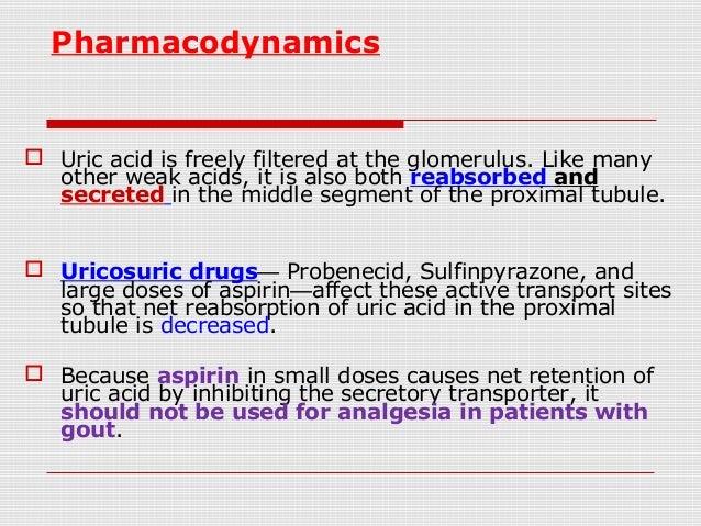Anti-Gout Medication Colchicine