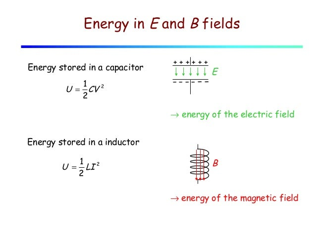 energy stored in a capacitor pdf