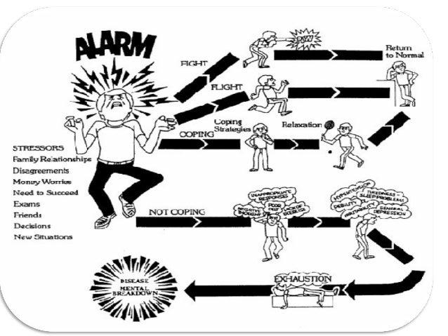 Stress (Business Psychology)