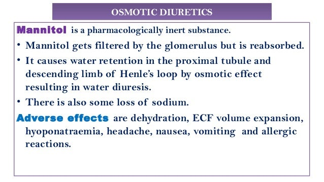 Lecture 2 adithan diuretics july 29, 2016 mgmcri
