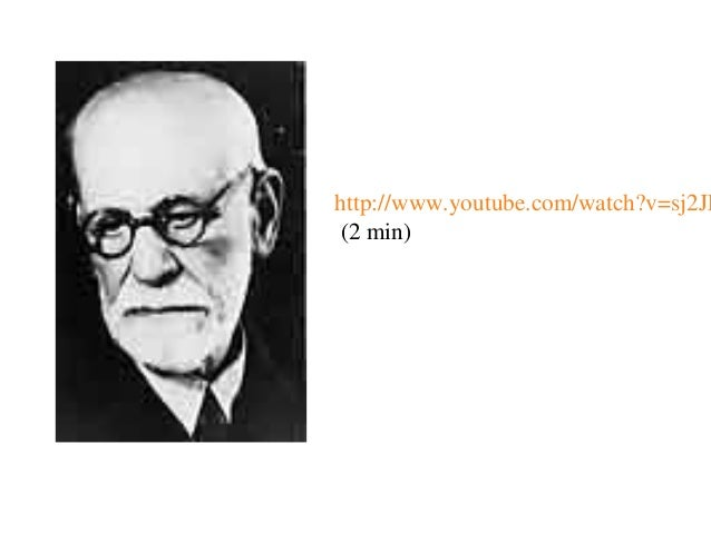 Lecture 2 freud