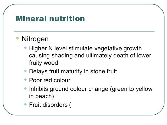 factors affecting mineral nutrient Factors affecting plant and machinary capacity  nutrient cycling and maintaining soil fertility in fruit,  mineral processing factors affecting the ball.