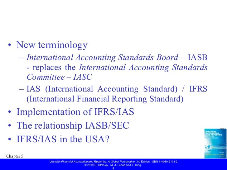 an analysis of the overall objective of an international accounting standard Standards (ifrs) financial instrument accounting measurement issued by the international accounting standards overall evaluation of the new standard.