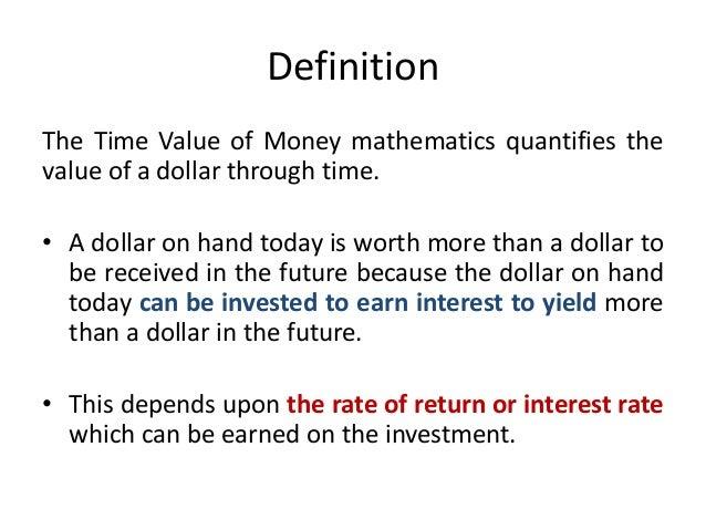 dollar value definition