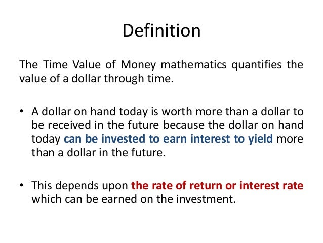 the time value of money How to calculate time value for money with microsoft excel (power of compound interest) posted: may 28, 2011 / under: software / by: nic cho there is a lot of financial or investment tools in the market to help you achieve your financial goal with a peace of mind.