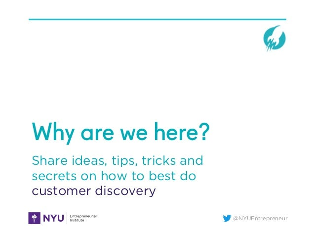 Talking to Humans: The Art of Customer Discovery Slide 2