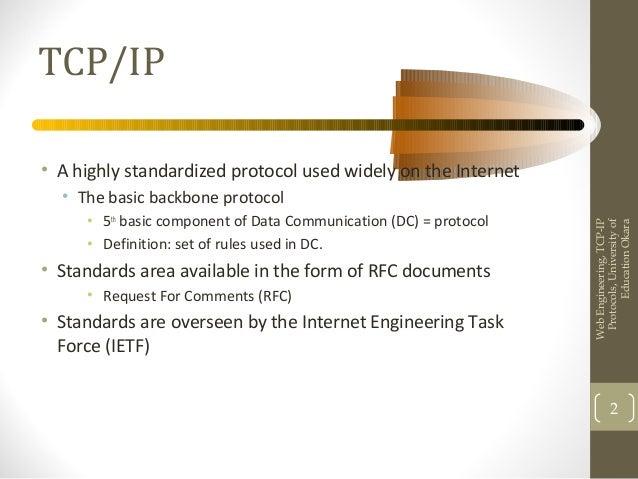 Internet Protocol Essays (Examples)