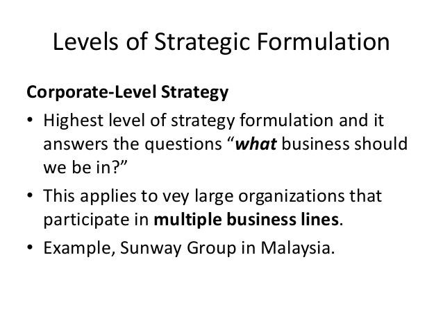 strategy formulation microsoft Strategy • microsoft's business model  follow multiple brands strategy of  madura garments • position as  activities concerned with formulation and.