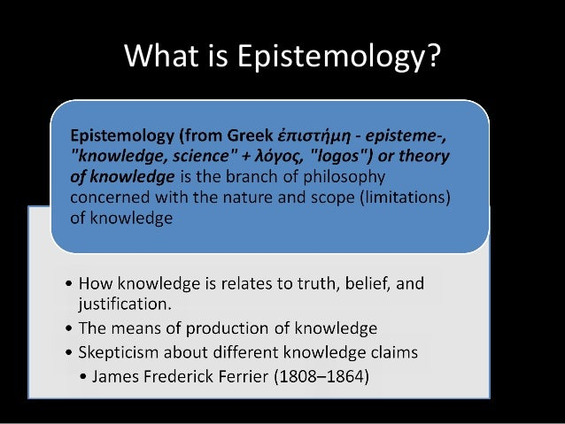 the relationship between epistemology and metaphysics 2 essay Define metaphysics metaphysics synonyms, metaphysics pronunciation, metaphysics translation, english dictionary definition of metaphysics ) n 1 philosophy the branch of philosophy that examines the nature of reality, including the relationship between mind and matter, substance and.