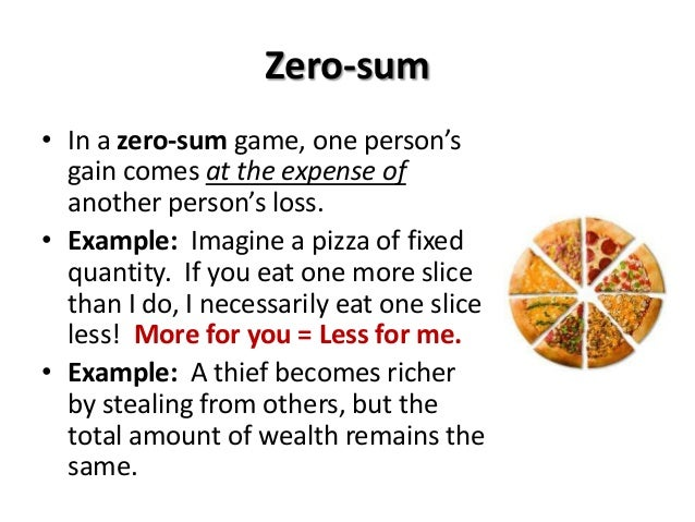 Forex Is Not A Zero Sum Game